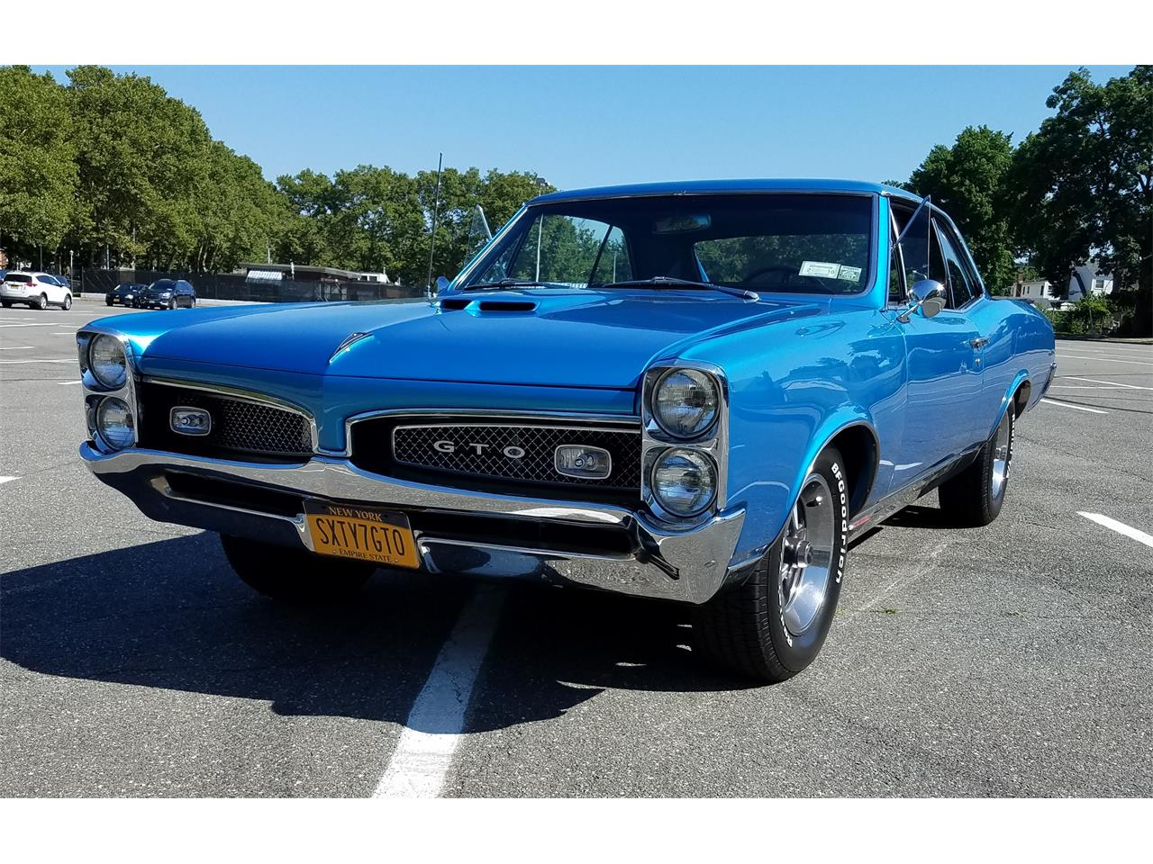 Large Picture of '67 GTO - N4CK
