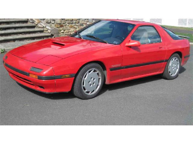 Picture of '87 RX-7 Turbo II located in Pennsylvania - N4DK