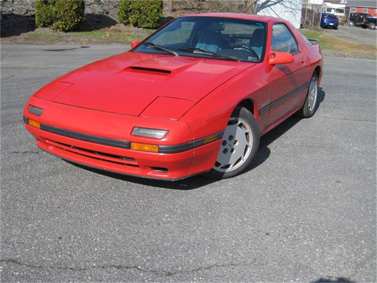 For Sale 1987 Mazda Rx 7 Turbo Ii In Pen Argyl Pennsylvania