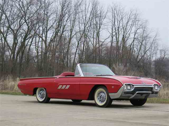 Picture of '63 Thunderbird - N4DL