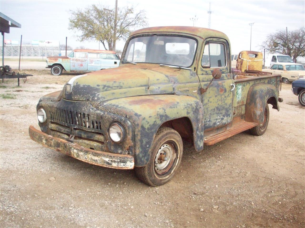 For Sale: 1952 International Pickup in Denton, Texas