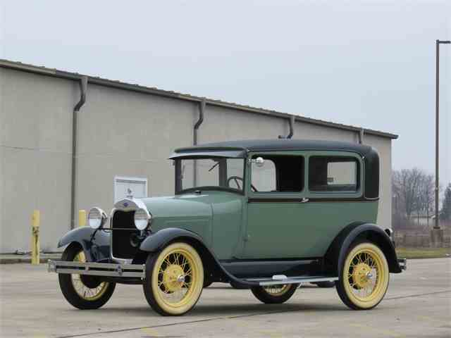 Picture of '29 Model A - N4DP