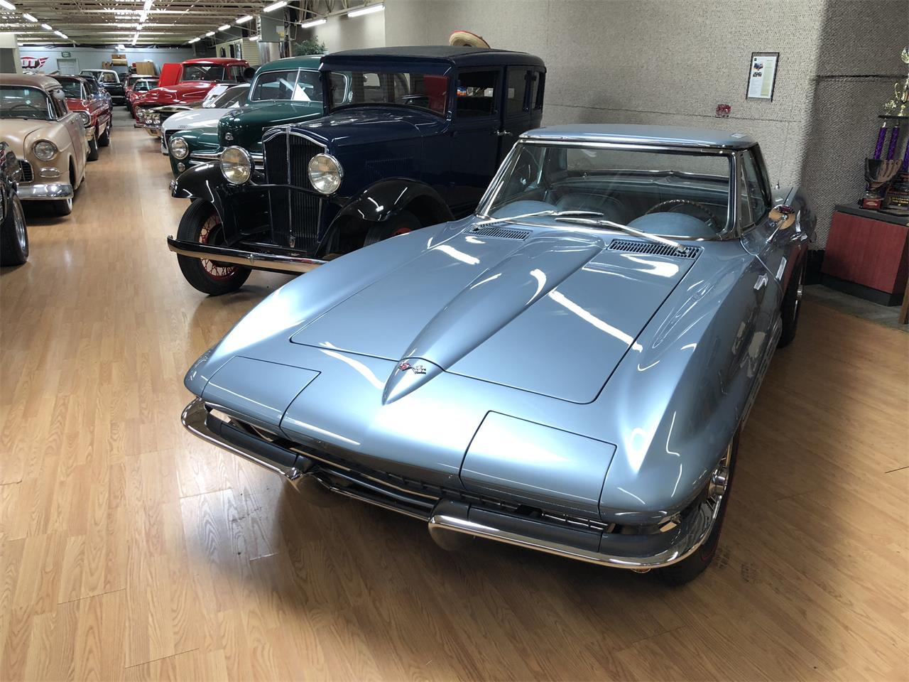Large Picture of '67 Corvette - N4DX