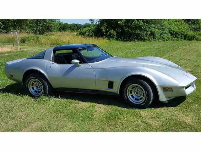 Picture of '81 Corvette - N4E4