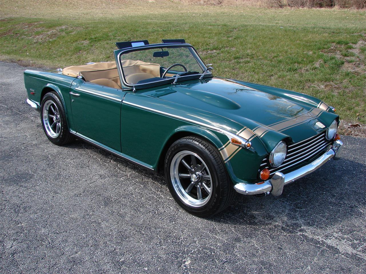 Large Picture of 1968 TR250 - $44,995.00 - N4E5
