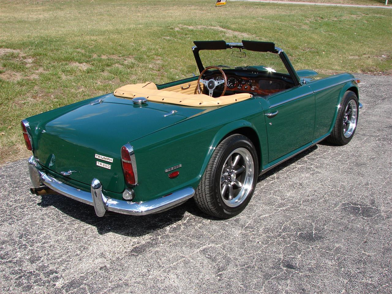Large Picture of Classic '68 TR250 located in Missouri - $44,995.00 Offered by Wilson Motor Company - N4E5