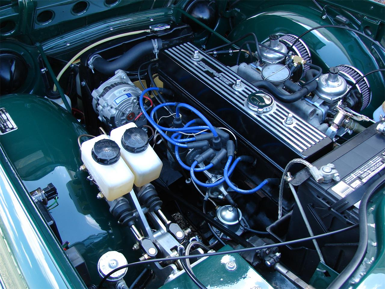 Large Picture of Classic 1968 Triumph TR250 - $44,995.00 Offered by Wilson Motor Company - N4E5