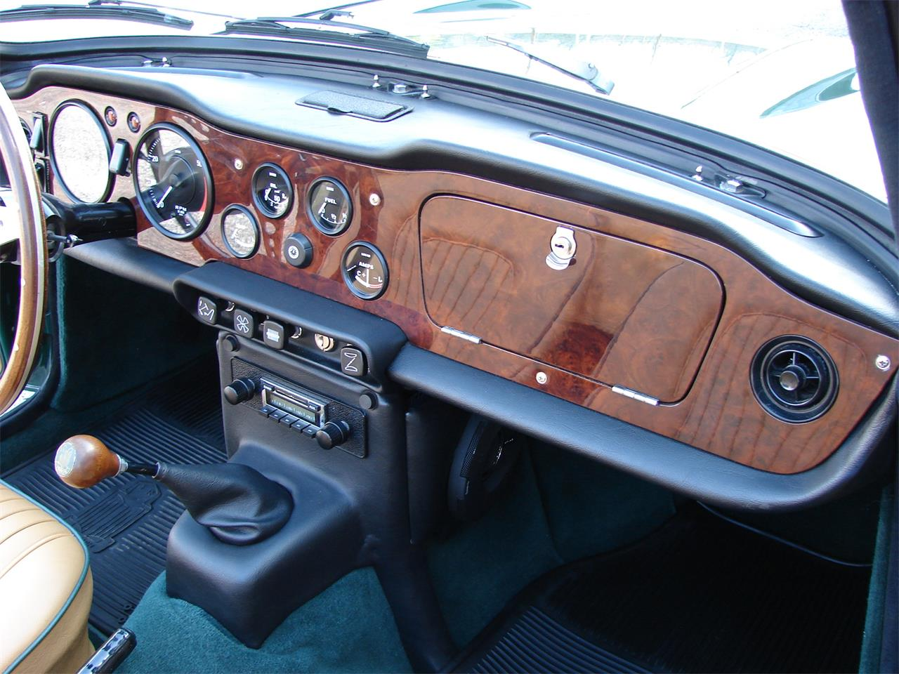 Large Picture of Classic '68 Triumph TR250 - $44,995.00 Offered by Wilson Motor Company - N4E5