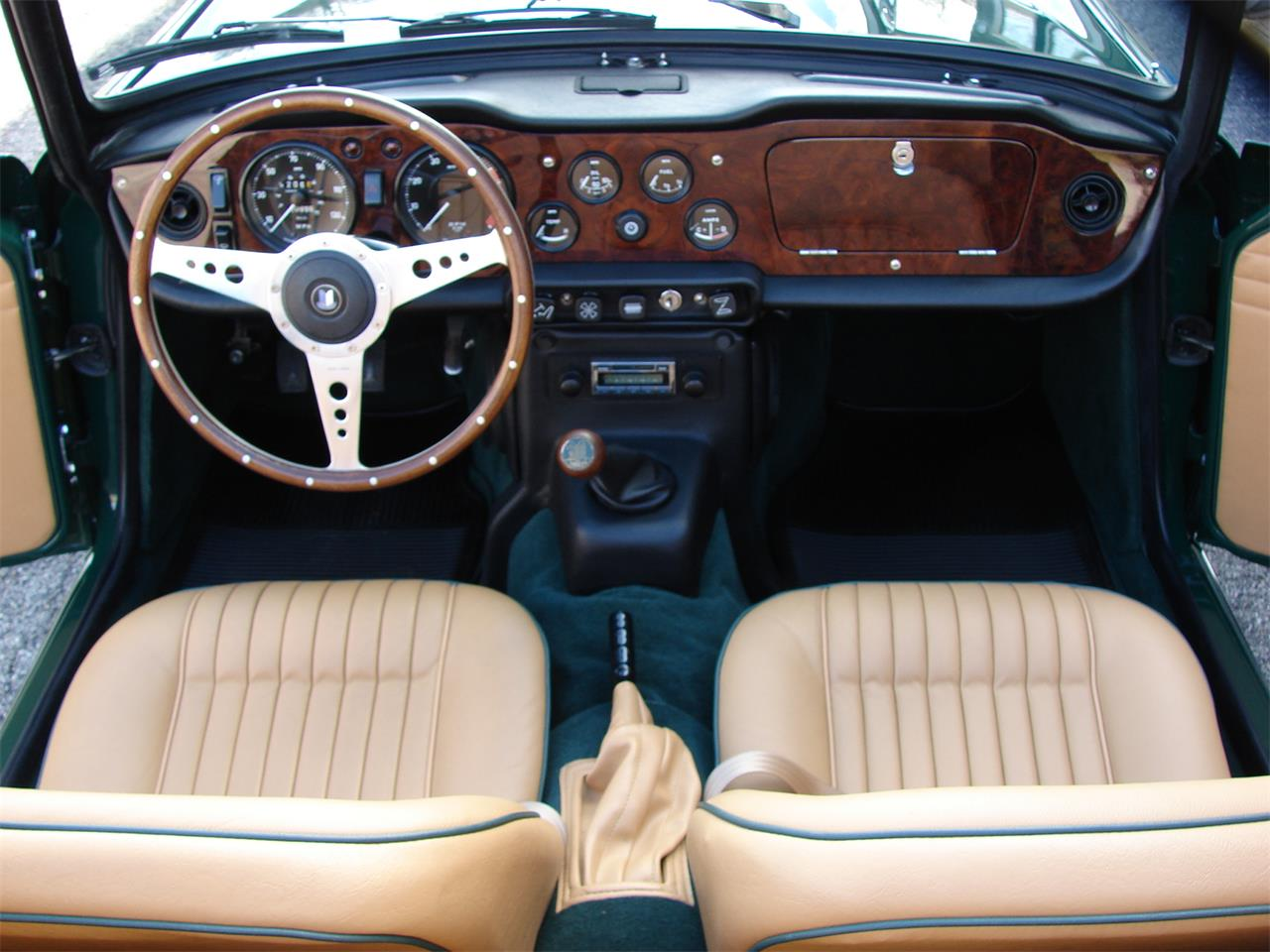 Large Picture of Classic '68 Triumph TR250 located in Washington Missouri Offered by Wilson Motor Company - N4E5