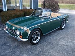 Picture of 1968 Triumph TR250 - $44,995.00 Offered by Wilson Motor Company - N4E5