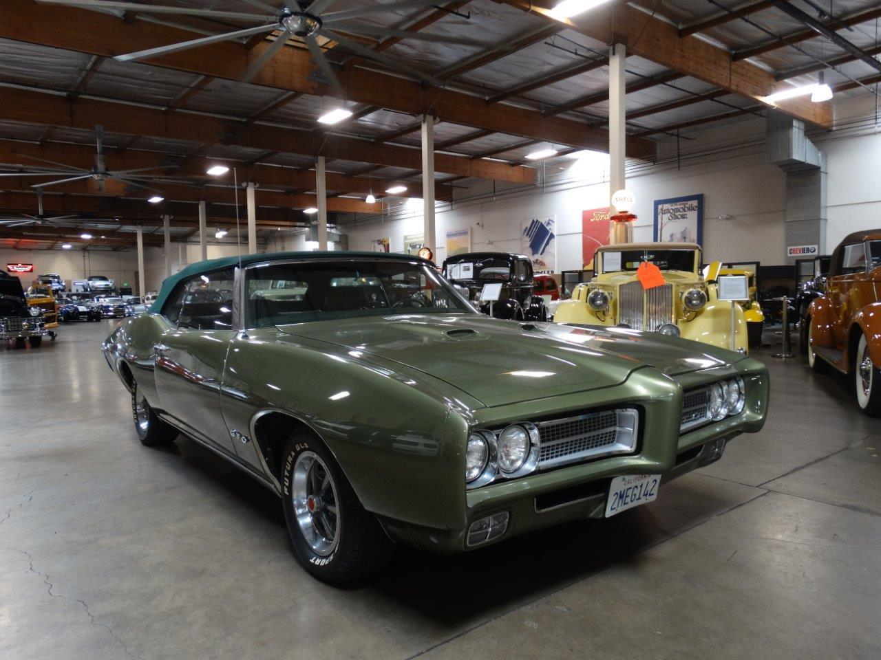 Large Picture of Classic '69 GTO located in Costa Mesa California Offered by Crevier Classic Cars - N4E8