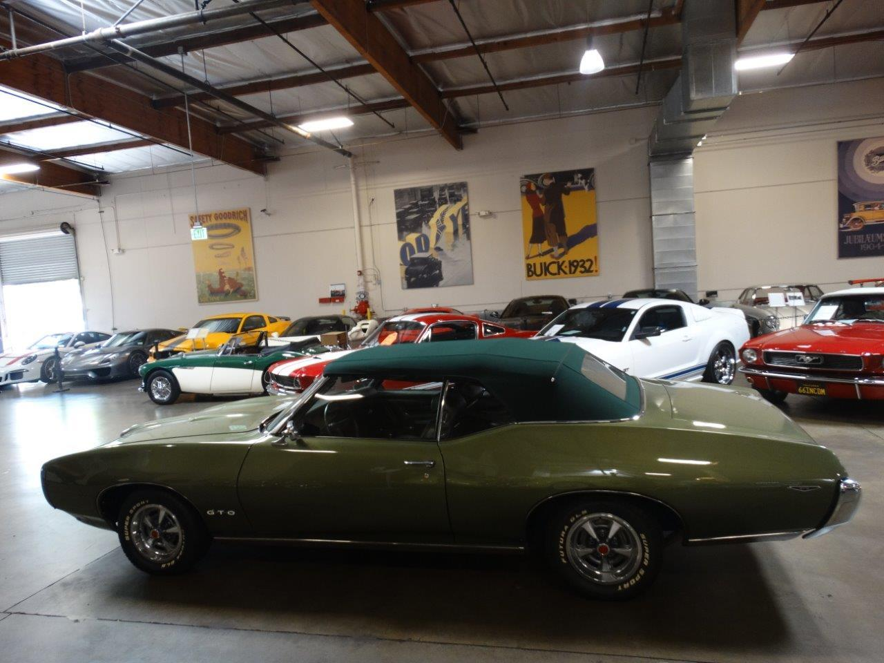 Large Picture of '69 Pontiac GTO located in California - $62,500.00 - N4E8