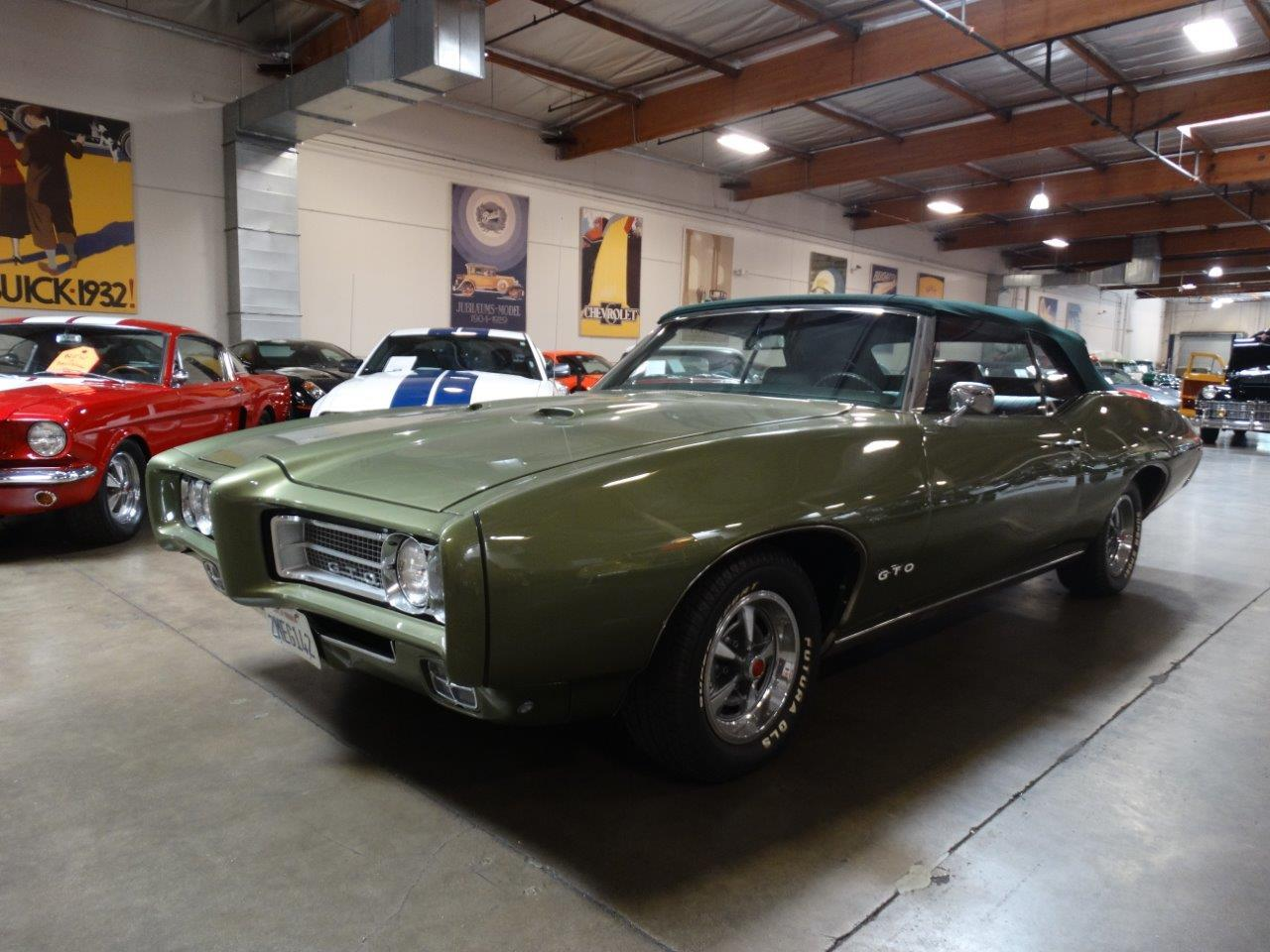 Large Picture of Classic '69 GTO - $62,500.00 - N4E8