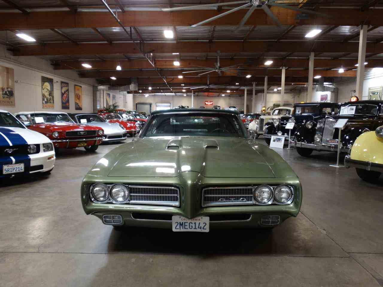 Large Picture of '69 GTO - N4E8