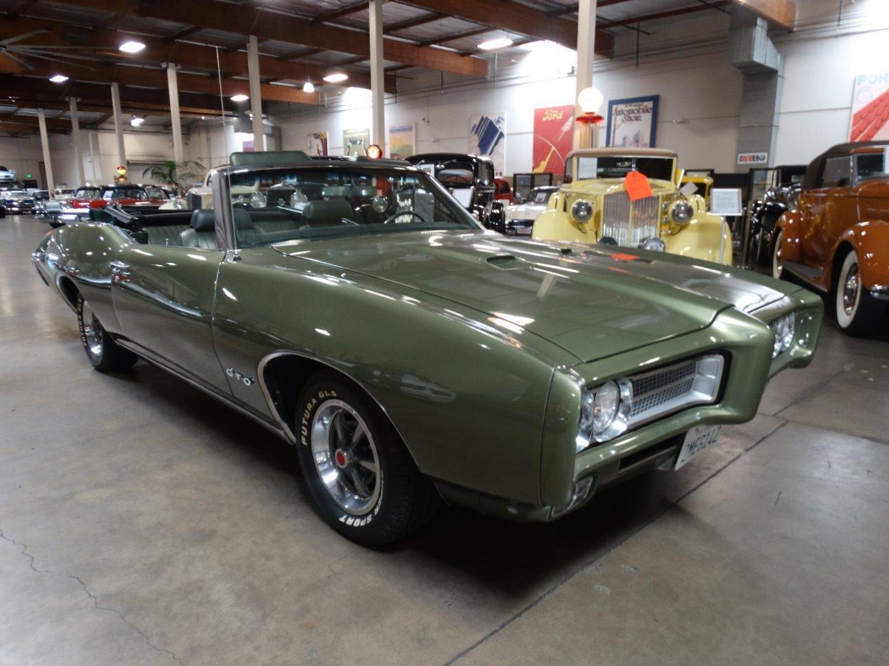 Large Picture of 1969 Pontiac GTO located in California - $62,500.00 Offered by Crevier Classic Cars - N4E8