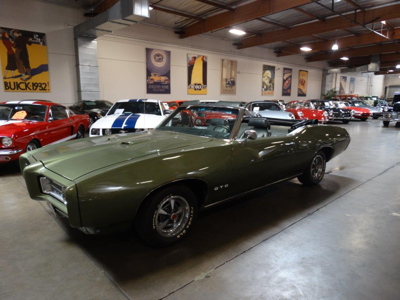 Large Picture of '69 Pontiac GTO located in California Offered by Crevier Classic Cars - N4E8