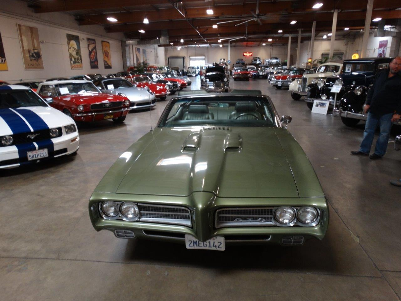 Large Picture of Classic 1969 Pontiac GTO located in California - $62,500.00 Offered by Crevier Classic Cars - N4E8