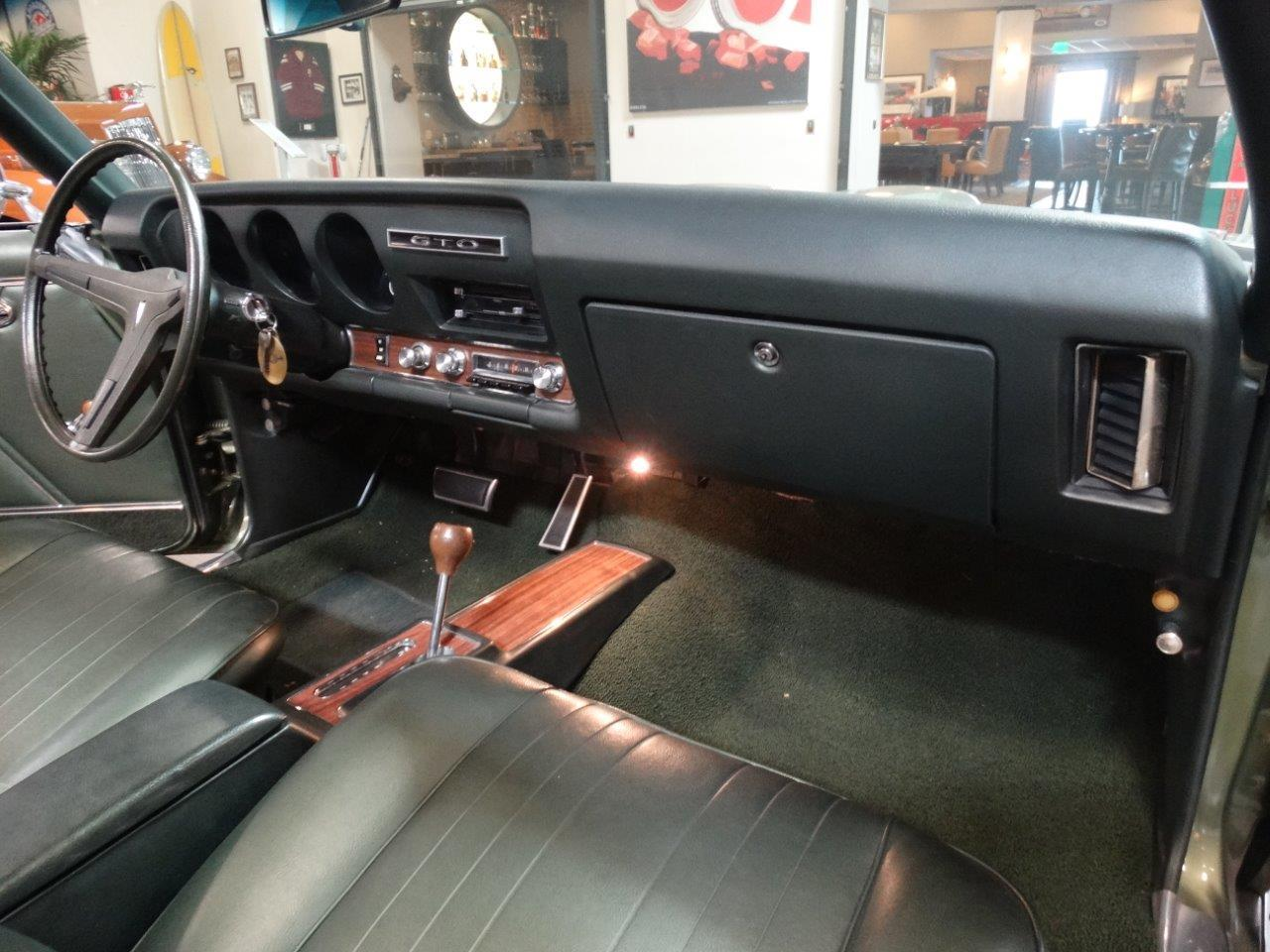 Large Picture of Classic '69 GTO - $62,500.00 Offered by Crevier Classic Cars - N4E8