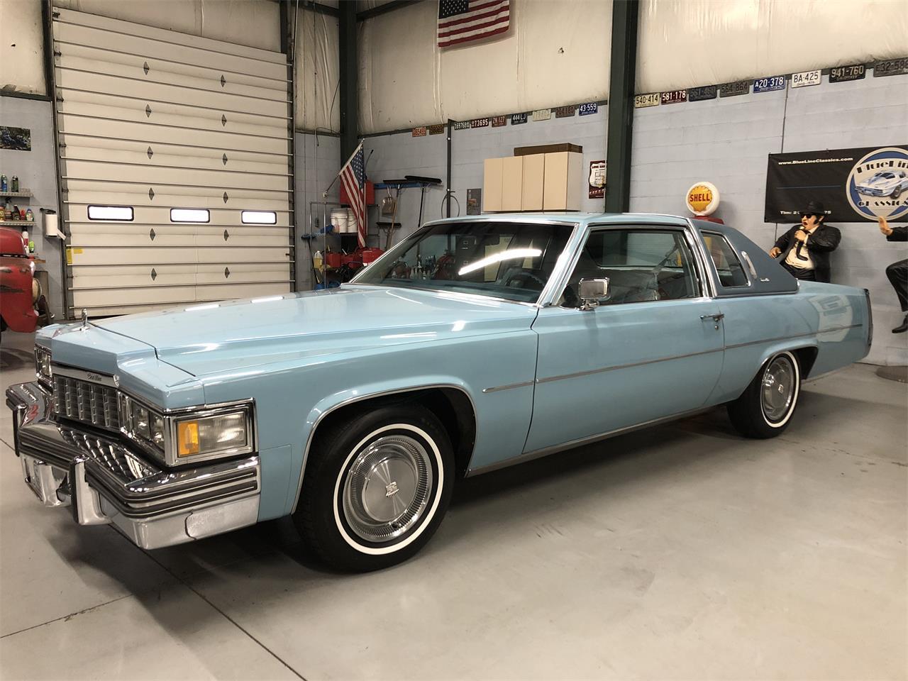 1977 Cadillac Coupe DeVille for Sale | ClassicCars.com ...