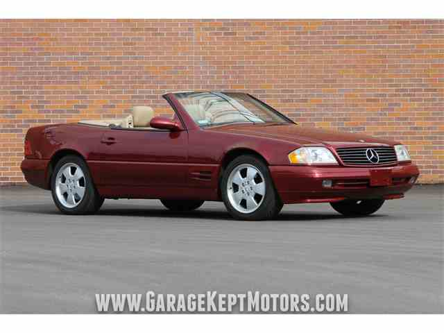 Picture of '99 SL500 - N4EJ