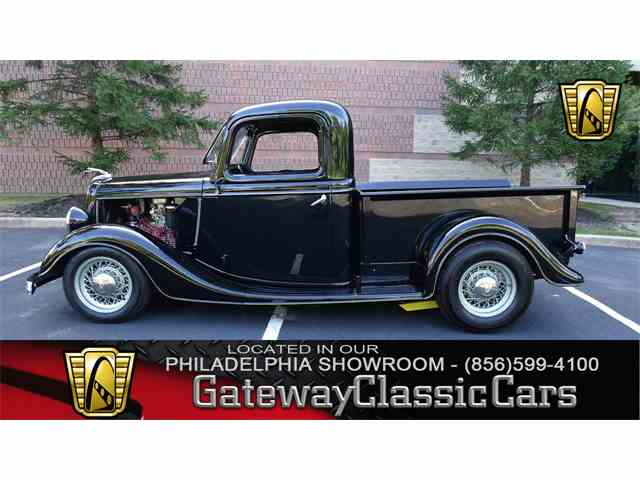 Picture of '35 Pickup - N4EP