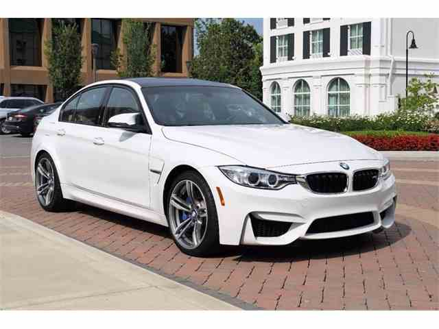 Classic BMW M For Sale On ClassicCarscom - 2015 bmw m3 price