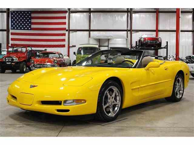 Picture of '01 Corvette - N4F3