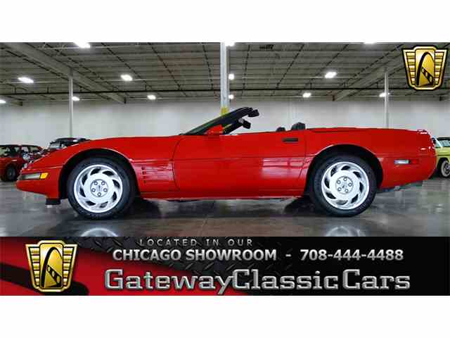 Picture of '92 Corvette - N4F4