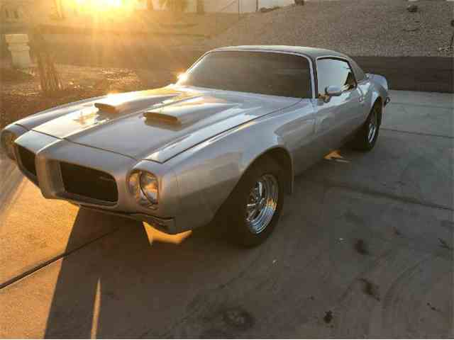 Picture of '73 Firebird - N4FG