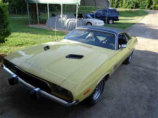 Picture of '74 Challenger - N4FR