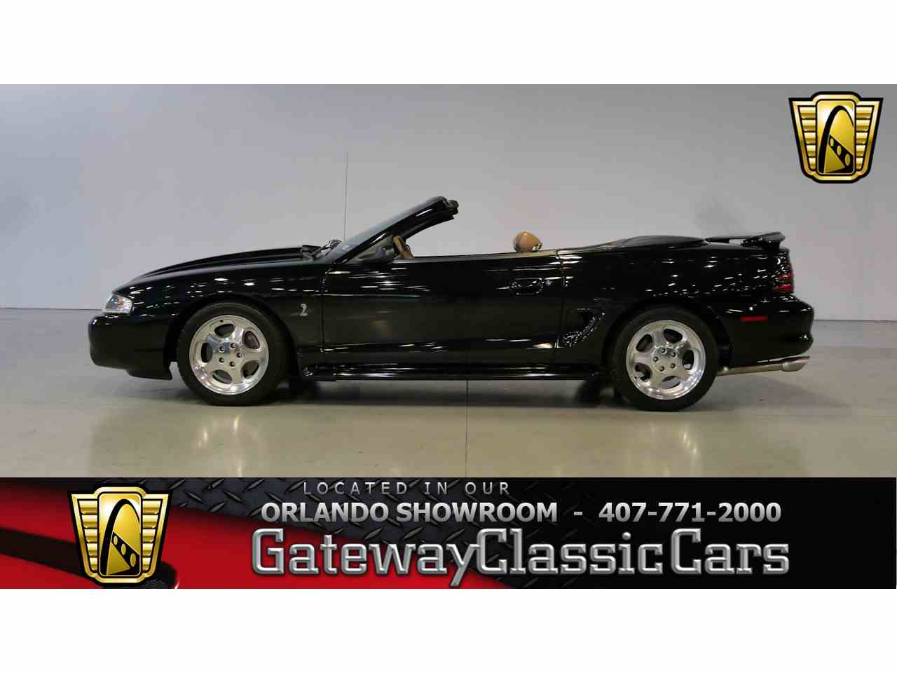 All Types 1995 mustang convertible : 1995 Ford Mustang for Sale | ClassicCars.com | CC-1078840