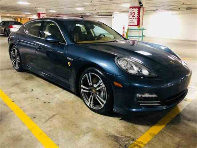 Picture of '10 Panamera - N4FZ