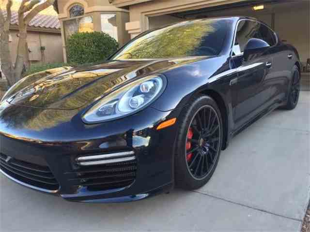 Picture of '16 Panamera - N4G5