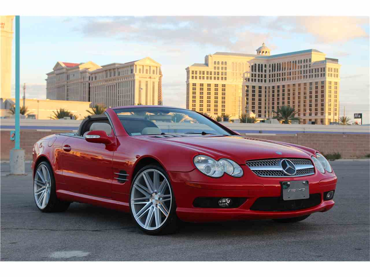 2003 Mercedes-Benz SL500 for Sale | ClassicCars.com | CC ...