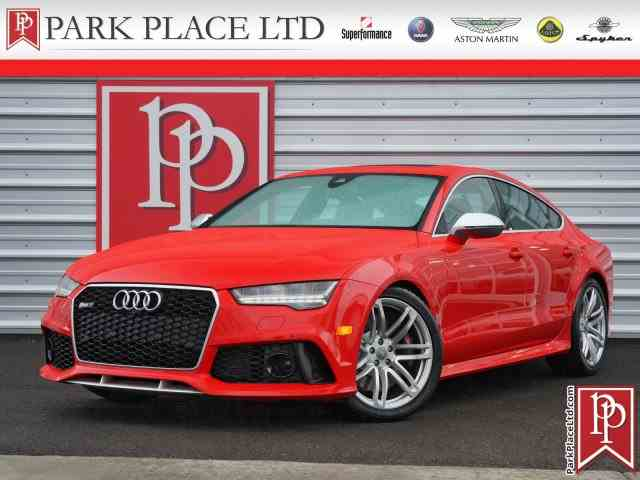 Picture of '16 Audi RS7 located in Washington Offered by  - N4GW