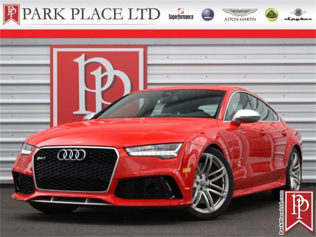 Large Picture Of 2016 Audi Rs7 Offered By Park Place Ltd N4gw