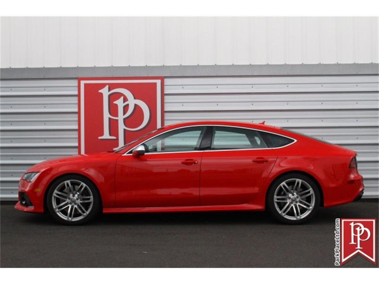 For Sale 2016 Audi Rs7 In Bellevue Washington