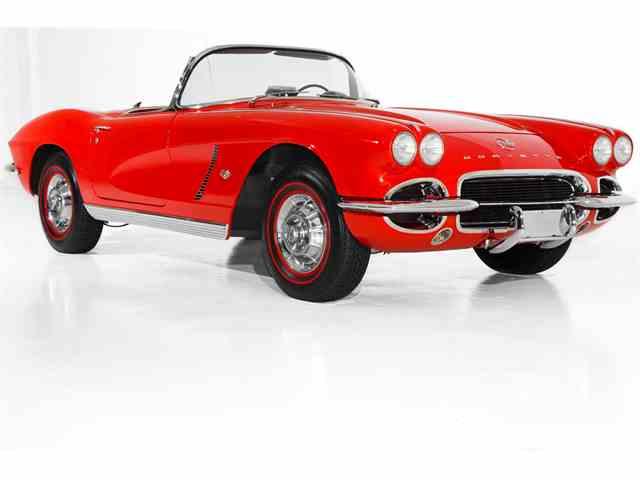 Picture of '62 Corvette - MXOP