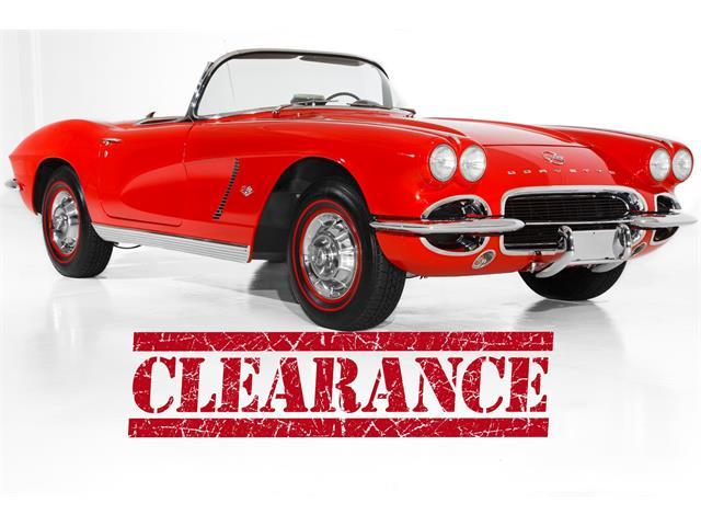 Picture of Classic '62 Corvette - $59,900.00 - MXOP