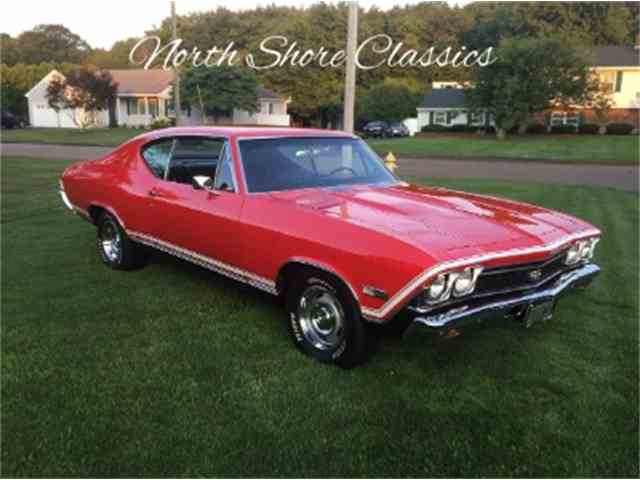 Picture of '68 Chevelle - N4HP