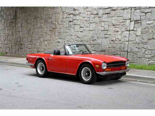 Picture of '72 TR6 - N4IR
