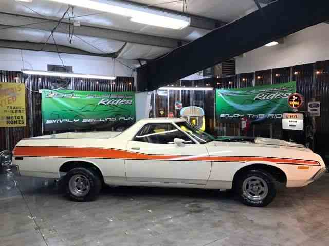 Picture of Classic '72 Ford Ranchero - $14,500.00 - N4IW