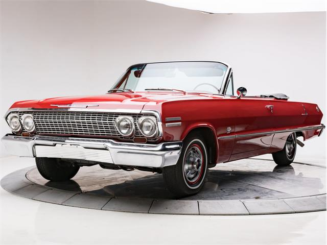 Picture of '63 Impala SS - N4J4