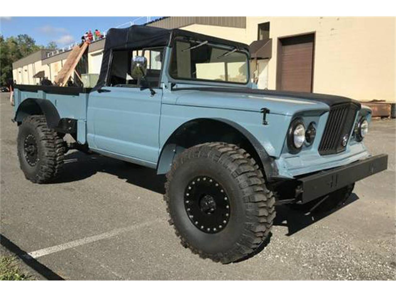1967 Jeep Military for Sale | ClassicCars com | CC-1078985