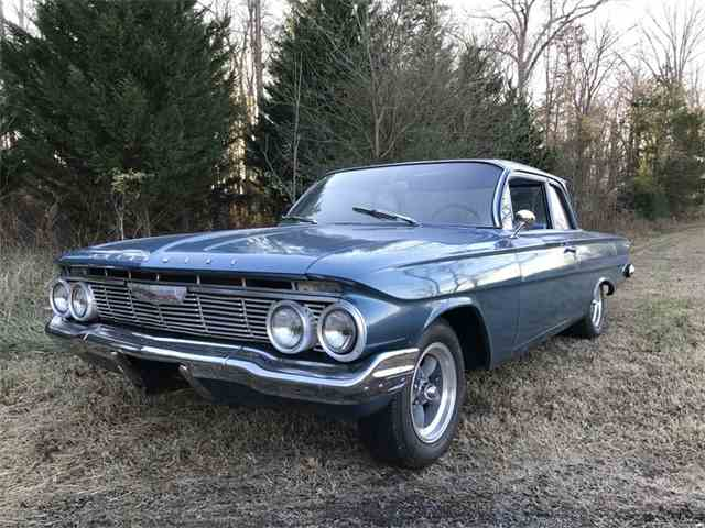 Picture of '61 Biscayne - N4KT