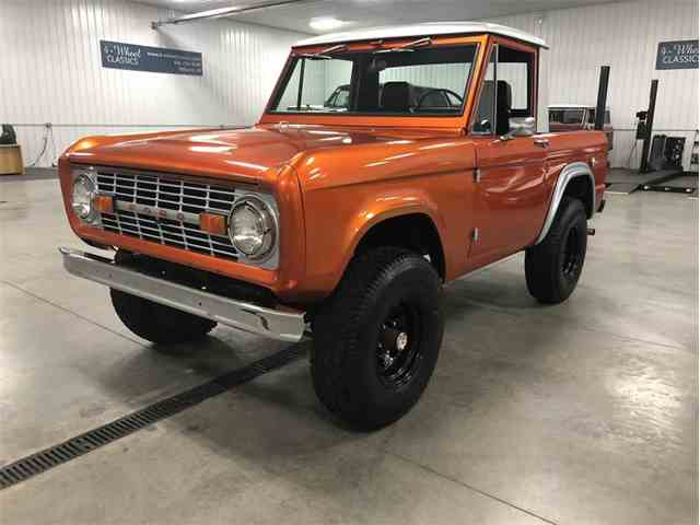 Picture of '71 Bronco - N4LH