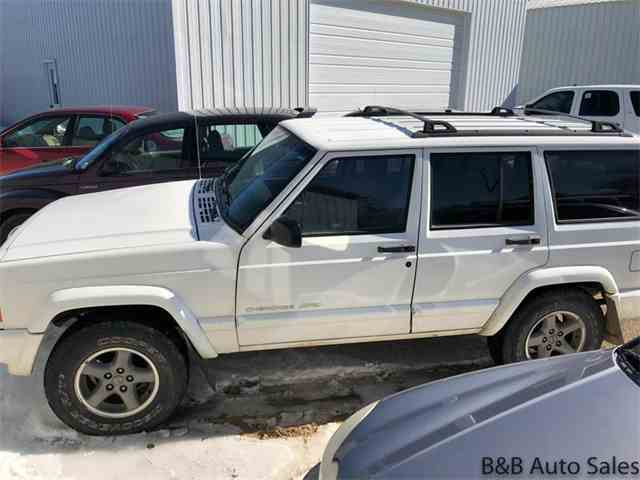 Picture of '99 Cherokee - N4LN