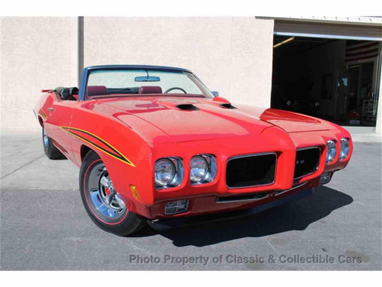 1970 Pontiac GTO for Sale | ClassicCars.com | CC-1079055