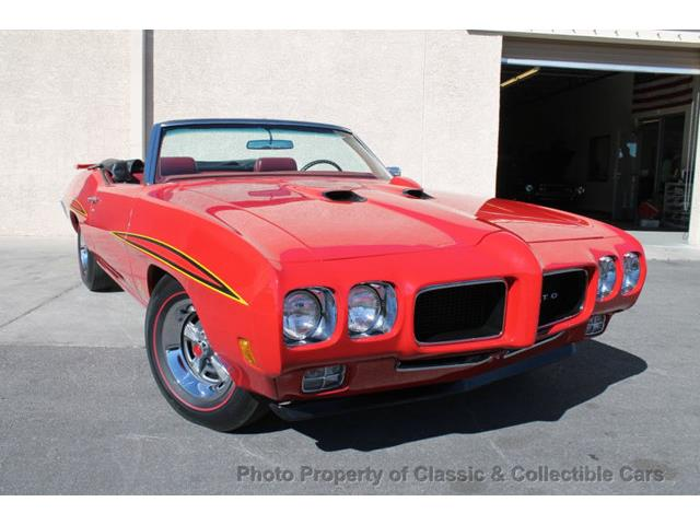 Picture of Classic '70 GTO - $54,500.00 Offered by  - N4LR