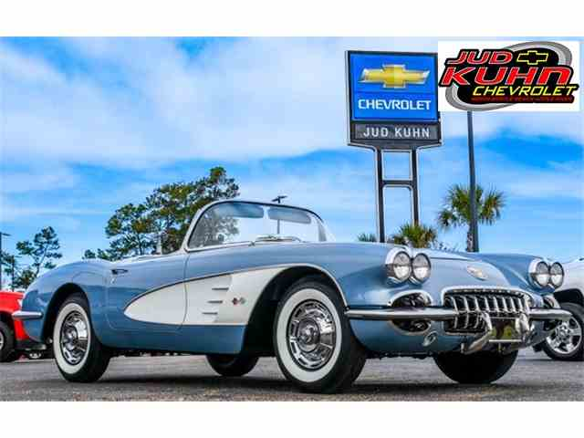 Picture of '59 Corvette - N4LT
